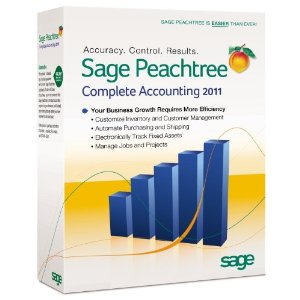 Sage Peachtree Complete Accounting 2011 Review