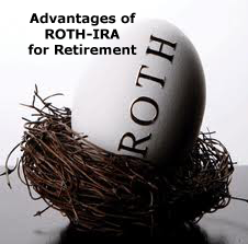 Saving for Retirement: Advantages of a Roth IRA