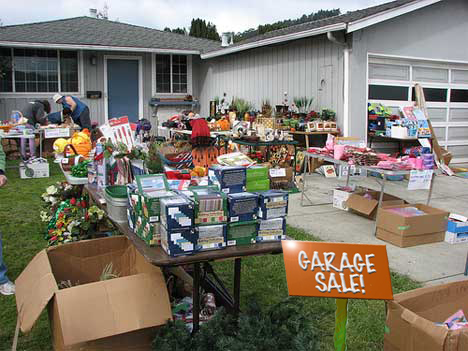 Where To Buy Rummage Sale Signs