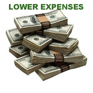 Tips To Lower Your Expenses & Save Money