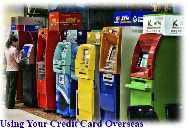 USING CREDIT CARD ATMs