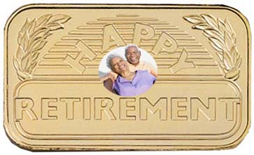 Start NOW for a Gold-Plated Retirement