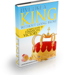 live like a king - ebook cover