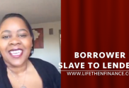 Fb videoTP - borrower is slave to lender