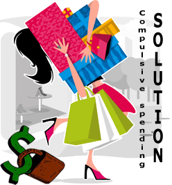 Shopaholic: Solutions for a Compulsive Spender