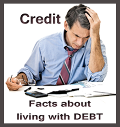 Credit: Facts About Living With Debt