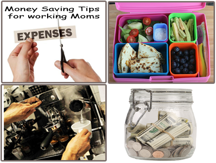 5 Best Money Saving Tips For Working Mom's