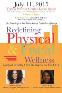 Upcoming Event: Redefining Physical and Fiscal Wellness
