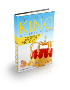 live like a king - ebook cover